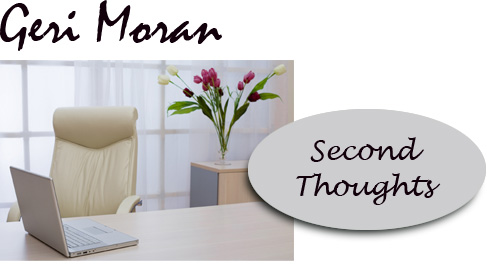 Geri Moran - Second Thoughts